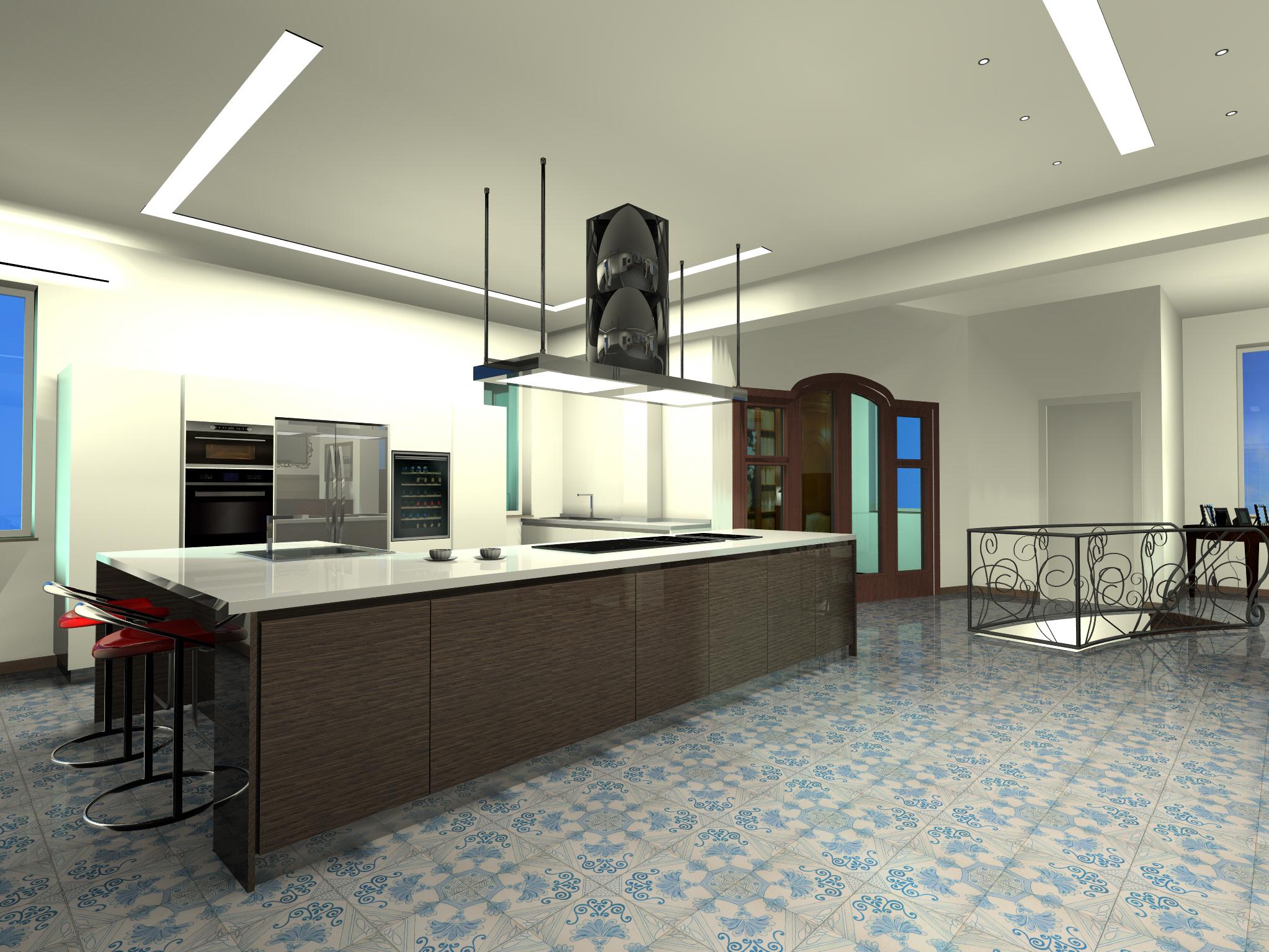 Progettare casa in 3d rendering casa progetti case for Progettare casa 3d