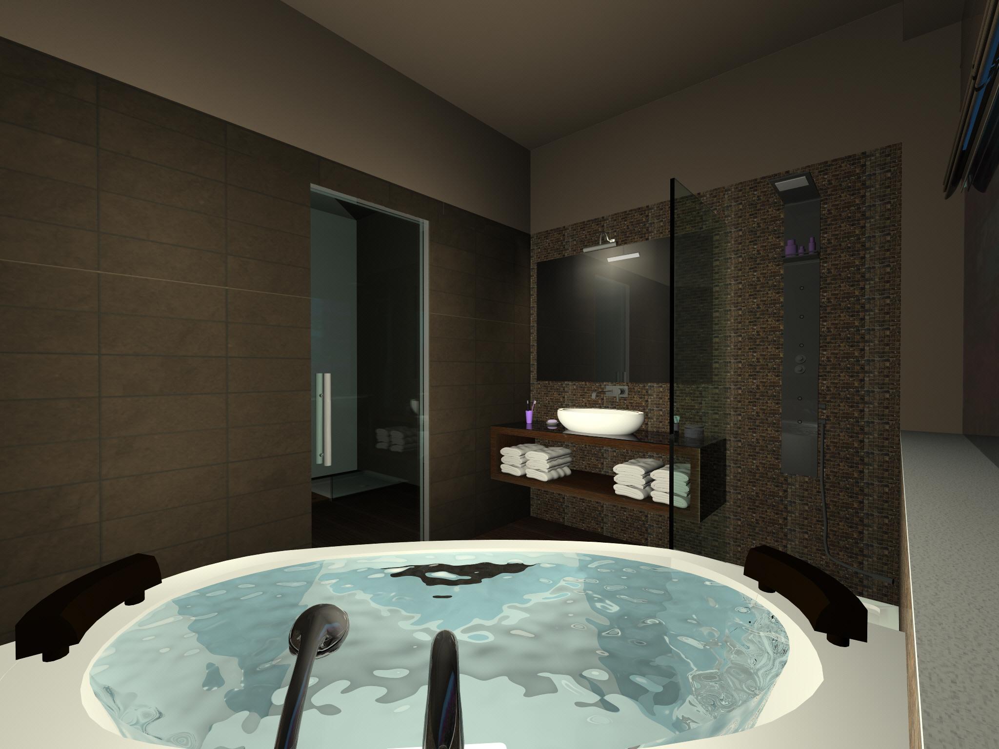Progettare casa in 3d rendering casa progetti case for Progetti in 3d